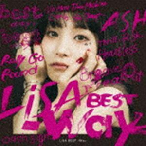 LiSA / LiSA BEST -Way-(初回生産限定盤/CD+DVD) [CD]