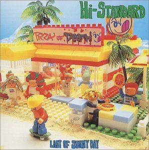 [CD] Hi-STANDARD/ラスト・オブ・サニー・デイ