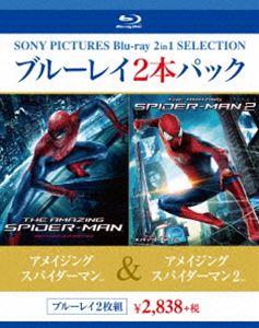 [Blu-ray] アメイジング・スパイダーマンTM/アメイジング・スパイダーマン2TM