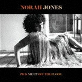 ノラ・ジョーンズ / ピック・ミー・アップ・オフ・ザ・フロア(初回限定盤/SHM-CD+DVD) (初回仕様) [CD]