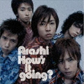 嵐 / How's it going? [CD]