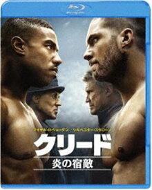 クリード 炎の宿敵 ブルーレイ&DVDセット(初回限定生産) [Blu-ray]
