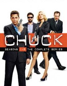 CHUCK/チャック コンプリート・シリーズ [Blu-ray]