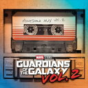 [CD]O.S.T. サウンドトラック/GUARDIANS OF THE GALAXY VOL. 2【輸入盤】