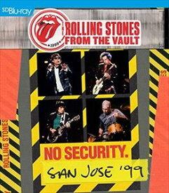 輸入盤 ROLLING STONES / FROM THE VAULT : NO SECURITY-SAN JOSE 1999 [BLU-RAY]
