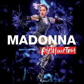 輸入盤 MADONNA / REBEL HEART TOUR [BLU-RAY+CD]