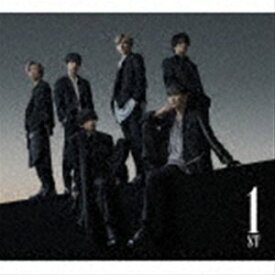 SixTONES / 1ST(初回盤A/原石盤/CD+DVD) [CD]