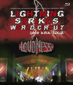 LOUDNESS/LOUDNESS thanks 30th anniversary 2010 LOUDNESS OFFICIAL FAN CLUB PRESENTS SERIES1 [Blu-ray]