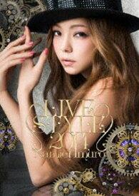 安室奈美恵/namie amuro LIVE STYLE 2014 通常盤 [DVD]
