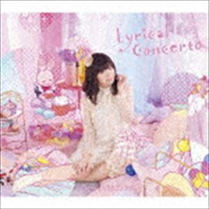 [CD] 竹達彩奈/Lyrical Concerto(完全限定盤/CD+2Blu-ray)