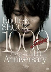 Endless SHOCK 1000th Performance Anniversary