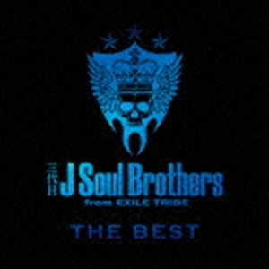 [CD] 三代目 J Soul Brothers from EXILE TRIBE/THE BEST/BLUE IMPACT(2CD+2Blu-ray)