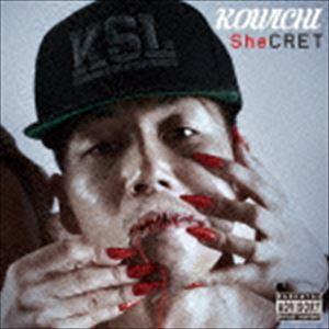 [CD] KOWICHI/SheCRET