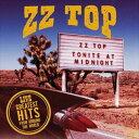 輸入盤 ZZ TOP / LIVE - GREATEST HITS FROM AROUND THE WORLD [CD]