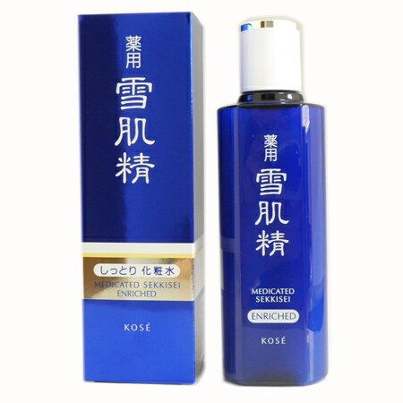 【医薬部外品】【外箱不良】コーセー 薬用雪肌精エンリッチ (化粧水) 200ml