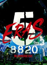 B'z SHOWCASE 2020 -5 ERAS 8820- Day3 [DVD]