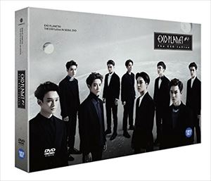 [DVD]EXO エクソ/EXO PLANET #2 THE EXO'LUXION IN SEOUL【輸入版】