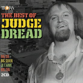 輸入盤 JUDGE DREAD / BEST OF JUDGE DREAD [2CD]