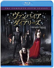 ヴァンパイア・ダイアリーズ〈フィフス・シーズン〉 コンプリート・セット [Blu-ray]