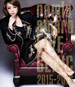 [Blu-ray] 安室奈美恵/namie amuro LIVEGENIC 2015-2016
