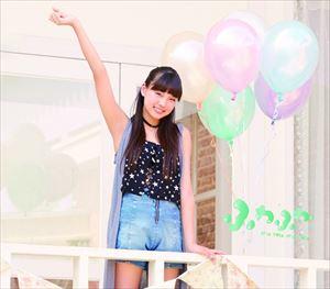 [CD] ふわふわ/晴天HOLIDAY/Oh!-Ma-Tsu-Ri!(横田美雪ソロジャケットver)