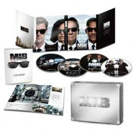 メン・イン・ブラック 4ムービー・コレクターズBOX(ブルーレイセット)【初回生産限定】 [Blu-ray]