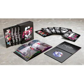 B'z SHOWCASE 2020 -5 ERAS 8820- Day1〜5 COMPLETE BOX(完全受注生産限定) [Blu-ray]