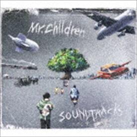 Mr.Children / SOUNDTRACKS(初回限定盤B/CD+Blu-ray) (初回仕様) [CD]