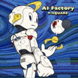T-SQUARE / AI Factory(ハイブリッドCD+DVD) [CD]