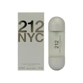 キャロライナヘレラ 212 EDT SP (女性用香水) 30ml