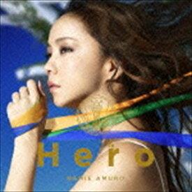 安室奈美恵 / Hero(CD+DVD) [CD]