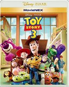 [Blu-ray] トイ・ストーリー3 MovieNEX
