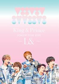 King & Prince CONCERT TOUR 2020 〜L&〜(通常盤) [Blu-ray]