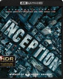 インセプション<4K ULTRA HD&ブルーレイセット> [Ultra HD Blu-ray]