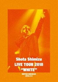 "清水翔太/LIVE TOUR 2018""WHITE"" [DVD]"