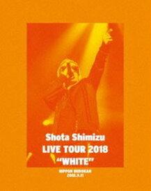 "清水翔太/LIVE TOUR 2018""WHITE"" [Blu-ray]"