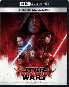 [Blu-ray] スター・ウォーズ/最後のジェダイ 4K UHD MovieNEX(通常版)