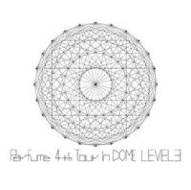 Perfume 4th Tour in DOME LEVEL3【通常盤】 [DVD]