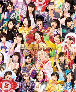 ももいろクローバーZ / MOMOIRO CLOVER Z BEST ALBUM 「桃も十、番茶も出花」(初回限定モノノフパック盤/3CD+2Blu-ray) [CD]