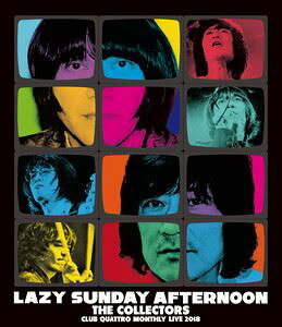 "CLUB QUATORO MONTHLY LIVE 2018 ""LAZY SUNDAY AFTERNOON"""