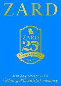 "ZARD 25th Anniversary LIVE""What a beautiful memory"" [DVD]"