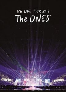 V6/LIVE TOUR 2017 The ONES(通常盤) [Blu-ray]