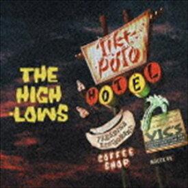 ↑THE HIGH-LOWS↓ / HOTEL TIKI-POTO(初回生産限定盤) [CD]