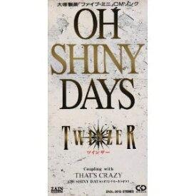 ツインザー / OH SHINY DAYS/THAT′S [CD]