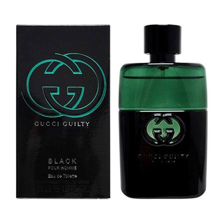 グッチ ギルティブラックプールオム EDT SP (男性用香水) 50ml