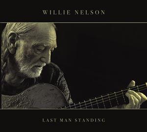 [CD]WILLIE NELSON ウィリー・ネルソン/LAST MAN STANDING【輸入盤】