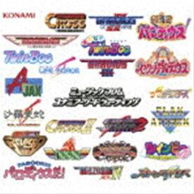 (ゲーム・ミュージック) ミュージック フロム コナミアーケードシューティング [CD]