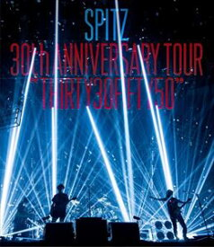 "スピッツ/SPITZ 30th ANNIVERSARY TOUR""THIRTY30FIFTY50""(通常盤) [Blu-ray]"