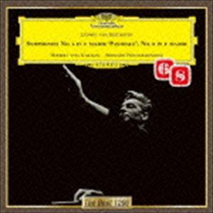 [CD] ヘルベルト・フォン・カラヤン(cond)/ベートーヴェン:交響曲第6番≪田園≫・第8番
