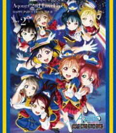 ラブライブ!サンシャイン!! Aqours 2nd LoveLive! HAPPY PARTY TRAIN TOUR Blu-ray【埼玉公演Day2】 [Blu-ray]